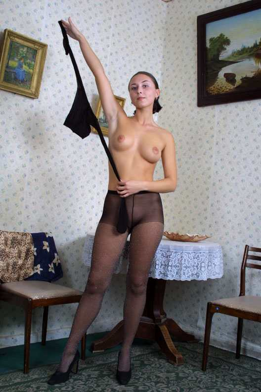 With exclusive pantyhose content go