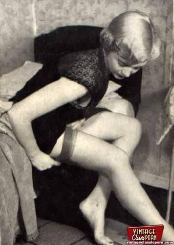 Vintage Porn Videos, classic sex tube movies of 1950s